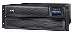 APC by Schneider Electric Smart-UPS X 2200VA Rack/Tower LCD