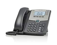 Cisco SPA514G VoIP-телефон